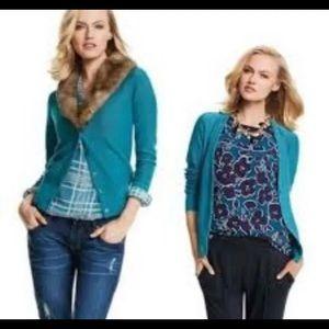 CAbi #3018 XS  Women's  Cardigan Sweater